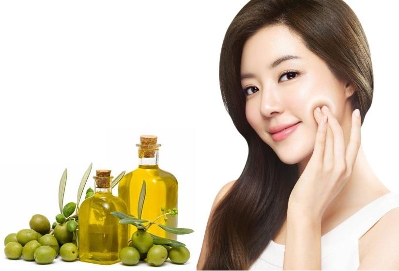 Cách dưỡng da bằng dầu oliu hiệu quả