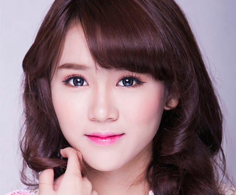 Nhấn mí mắt Hàn Quốc mang lại đôi mắt bồ câu đẹp hoàn hảo