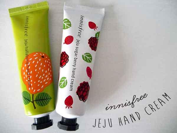 Innisfree-Jeju-Life-Perfumed-Hand-Cream-la-kem-duong-da-tay-co-nhieu-mui-huong-da-dang-nhat