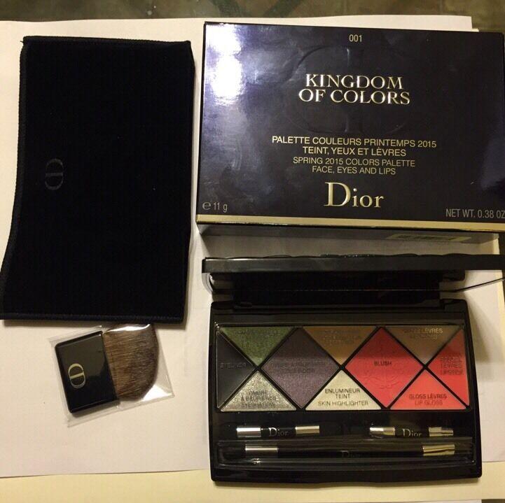 Tron-bo-trang-diem-cao-cap-Dior-Kingdom-of-Colors-Spring-2015-Palette